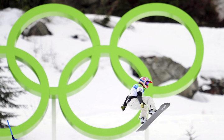 raffaella brutto snowboard
