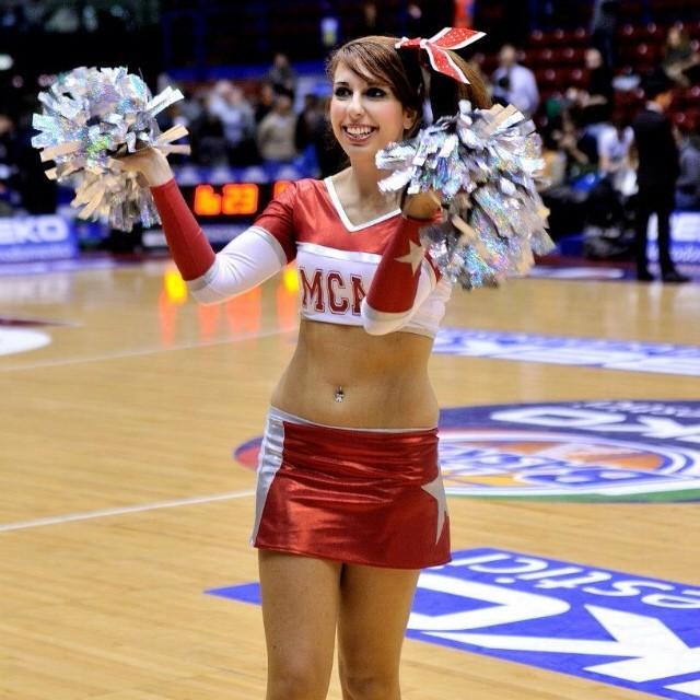 Alessandra Curri Cheerleader (1)