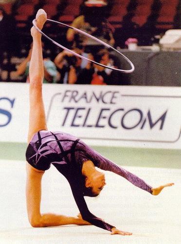 Alexandra Timoshenko
