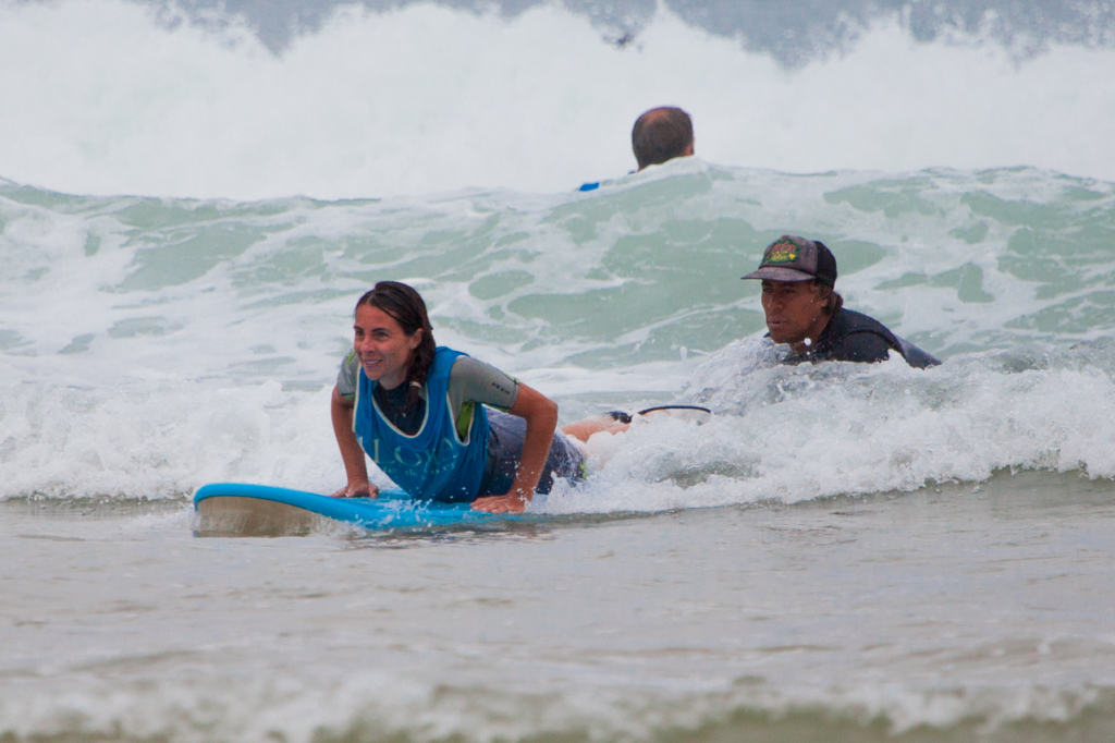 facciosnao hossegor surf principianti