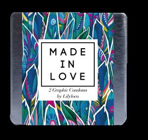 made in love graphic condoms 2