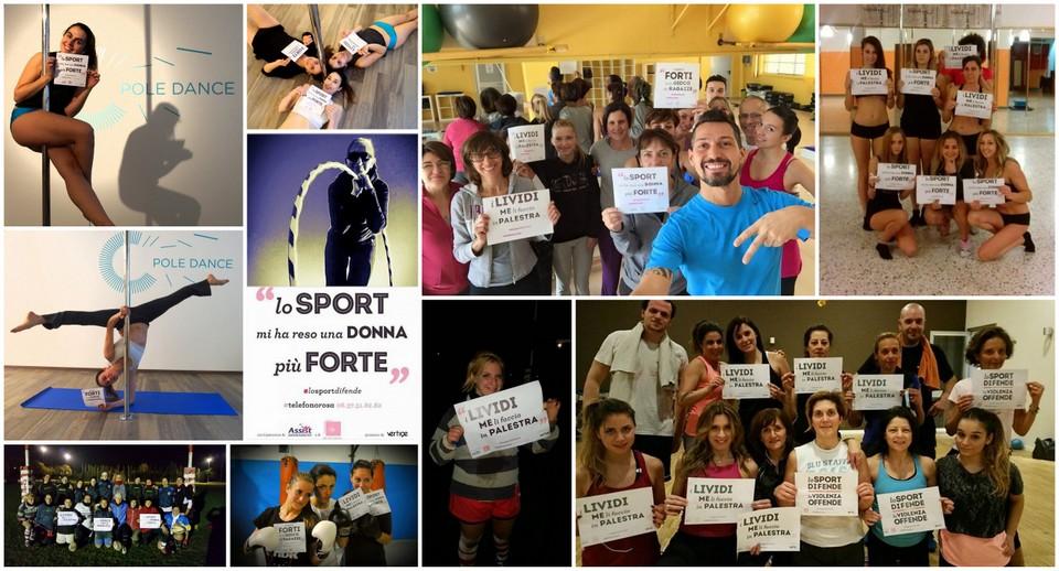 Lo Sport Difende post