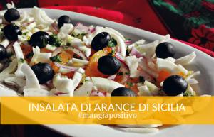 ricetta insalata arance di sicilia