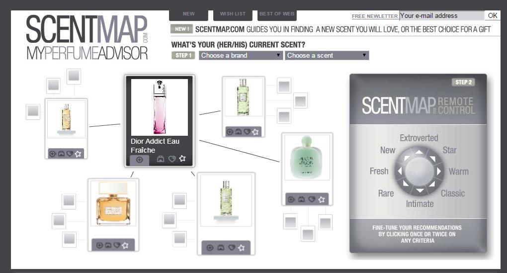 scentmap profumo