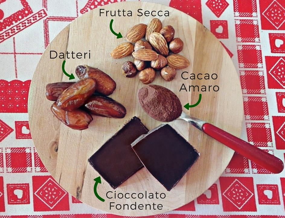 ciocobaci ricetta cioccolatini (2)
