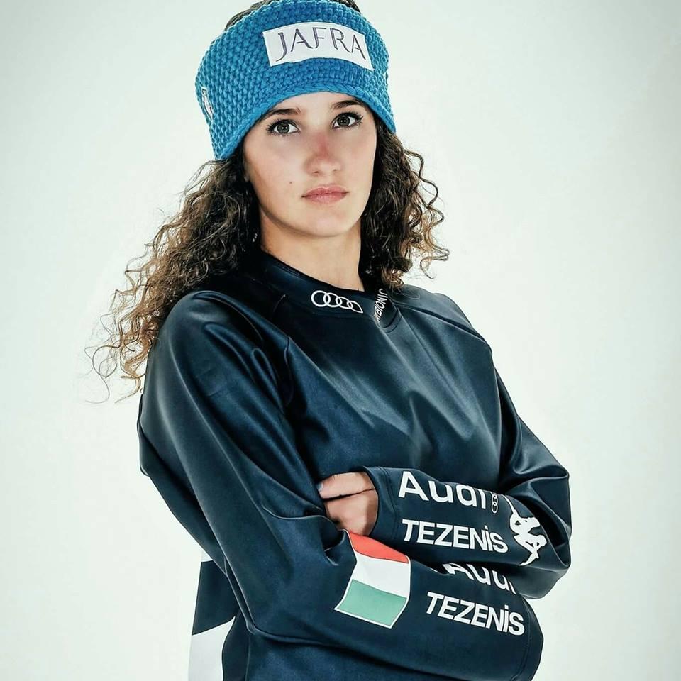 Sofia beligheri snowboard cross italia 2