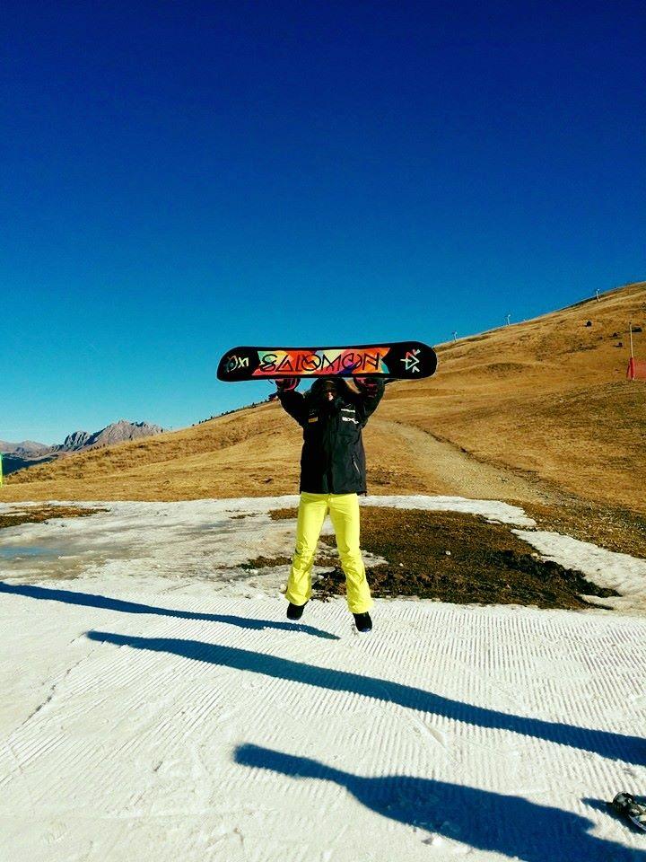 Sofia beligheri snowboard cross italia 3