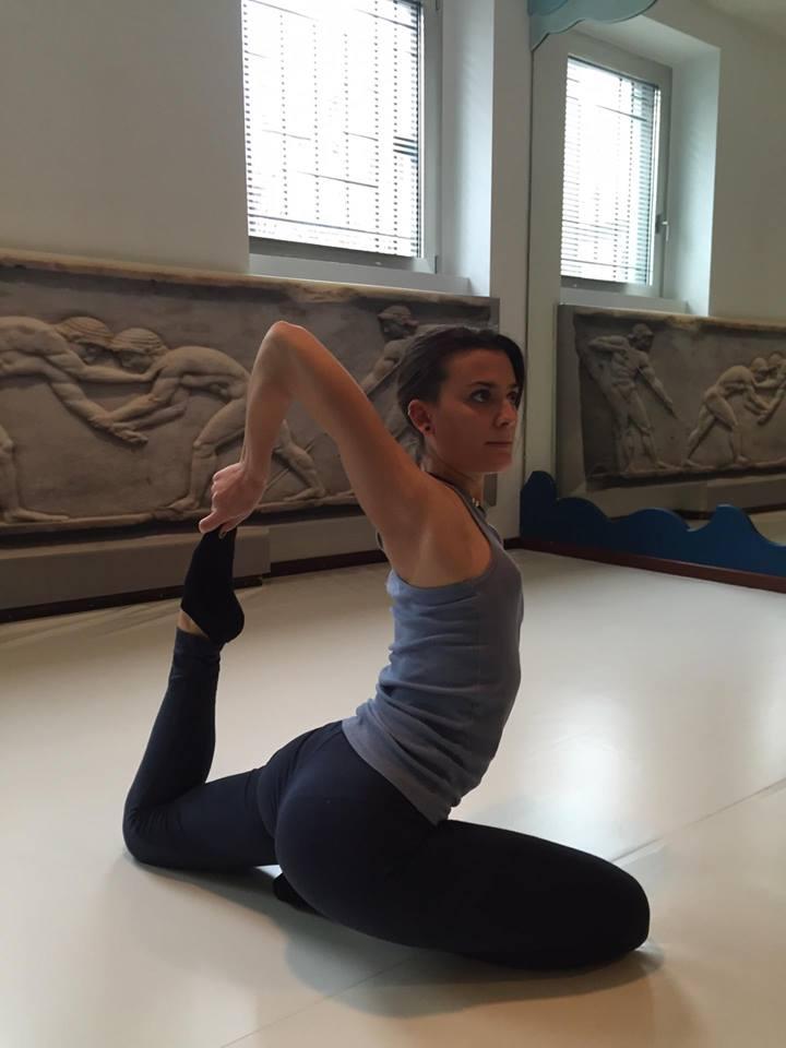 stretching propedeutico