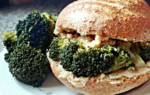 9. hummus e broccoli - vertige
