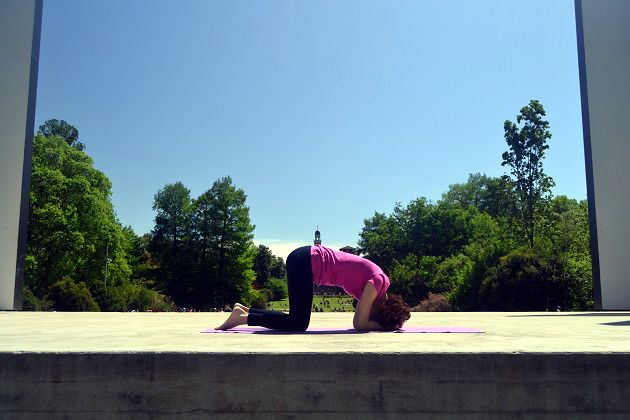 Yoga vertiger (2)