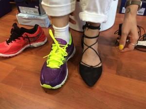prova scarpe