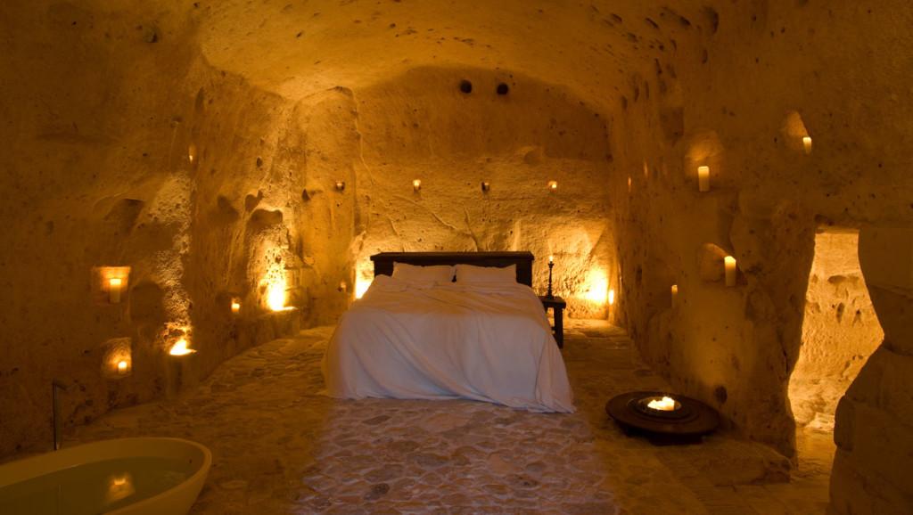Sextantio Le Grotte della Civita Matera