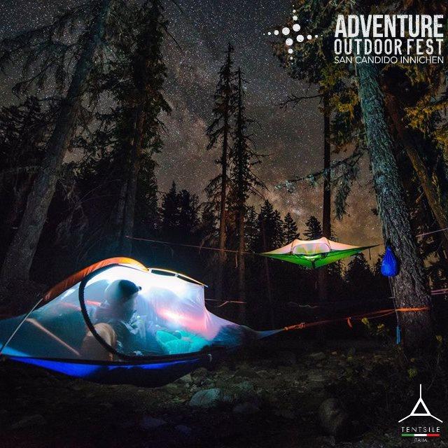 adventure outdoor fest notte campeggio