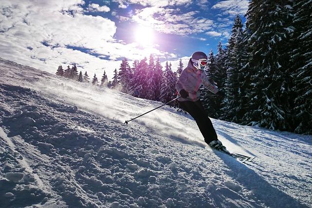 sciare donna