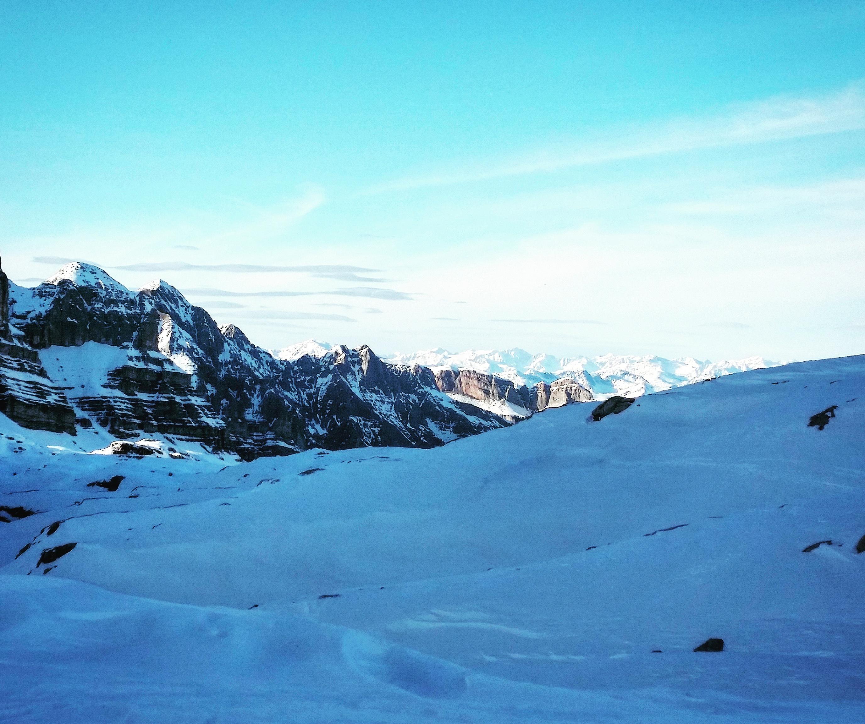 sci alpinismo laura vertige panorama