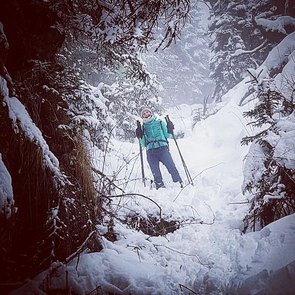 ski alp donne