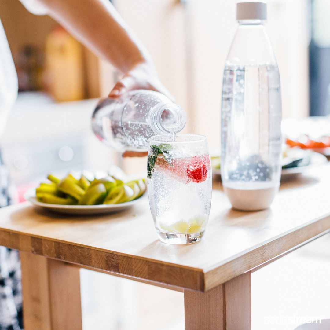 sodastream bere acqua