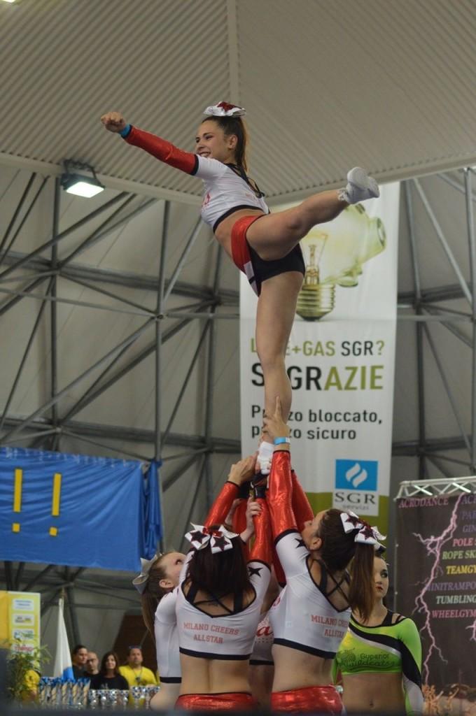 divas cheerleading milano vertige 2