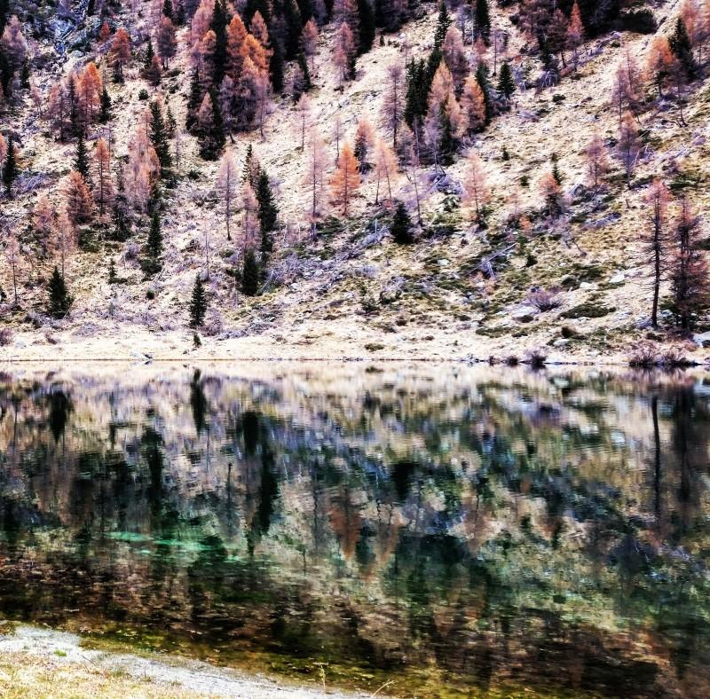 lago nambino trail Dolomiti