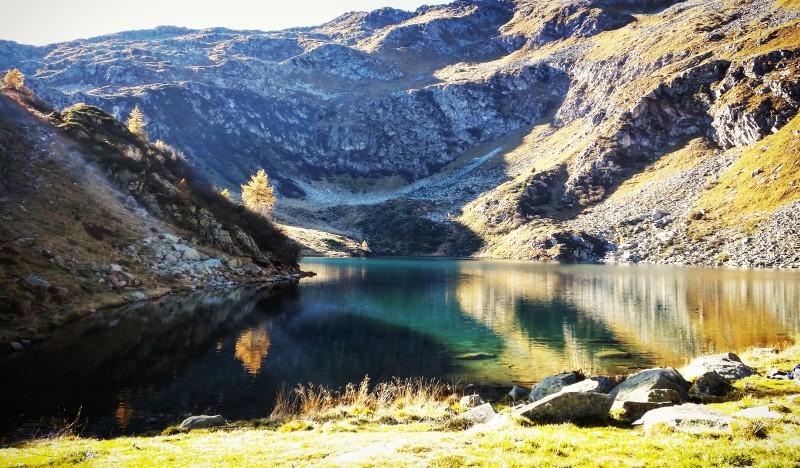lago ritortotrail Dolomiti