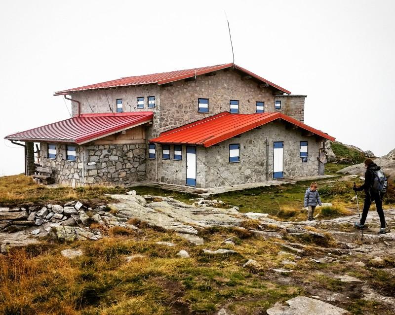 rifugio segantini trail Dolomiti