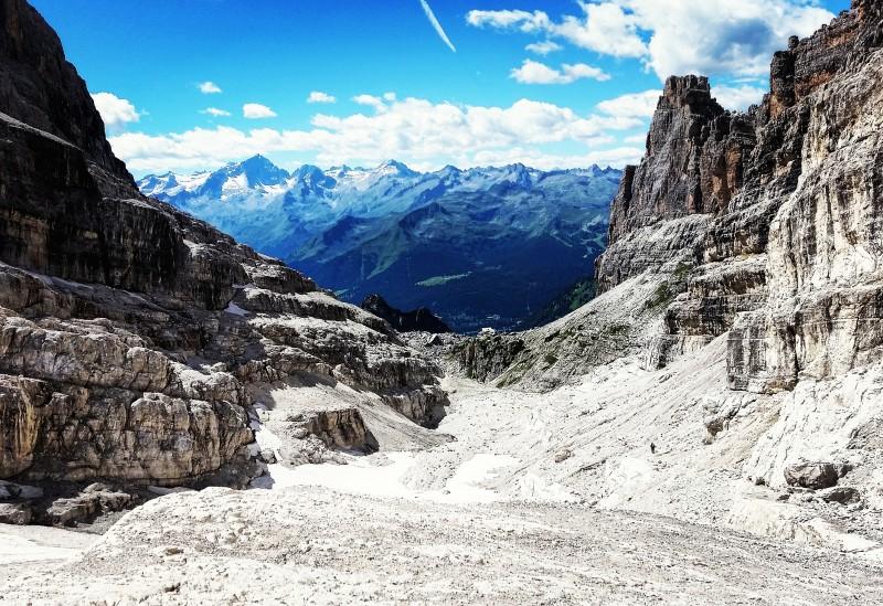 tuckett tuckett trail Dolomiti