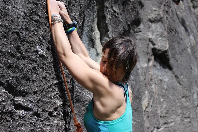 vertige arrampicata wild country