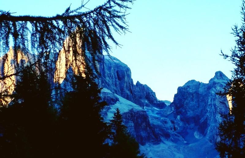 via per il brentei trail Dolomiti