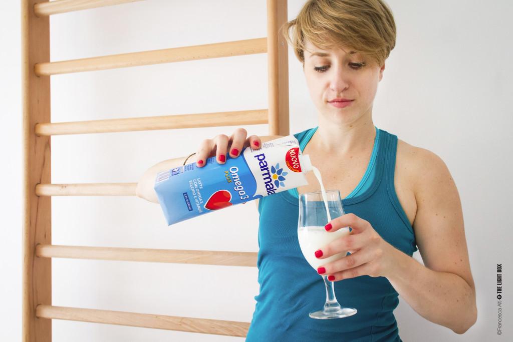 combattere il colesterolo Latte Parmalat Omega 3 (1)