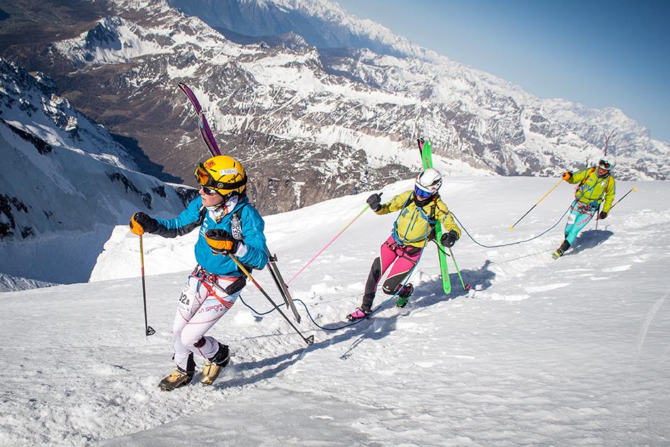 Trofeo Mezzalama 2017_Team Alba De Silvestro ski alp