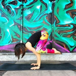 Corpo contento yoga