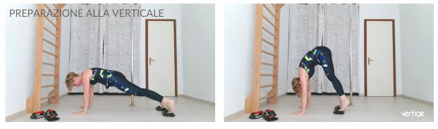 preparazione alla verticale vertige donne sport