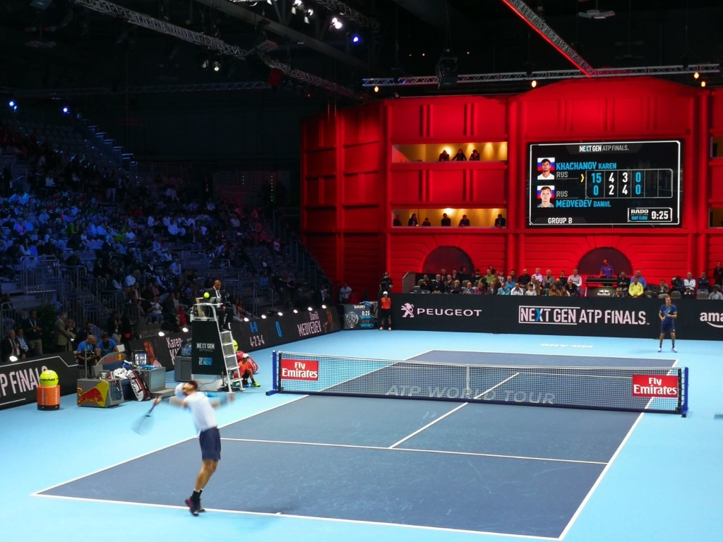 Peugeot Zverev Tennis (5)