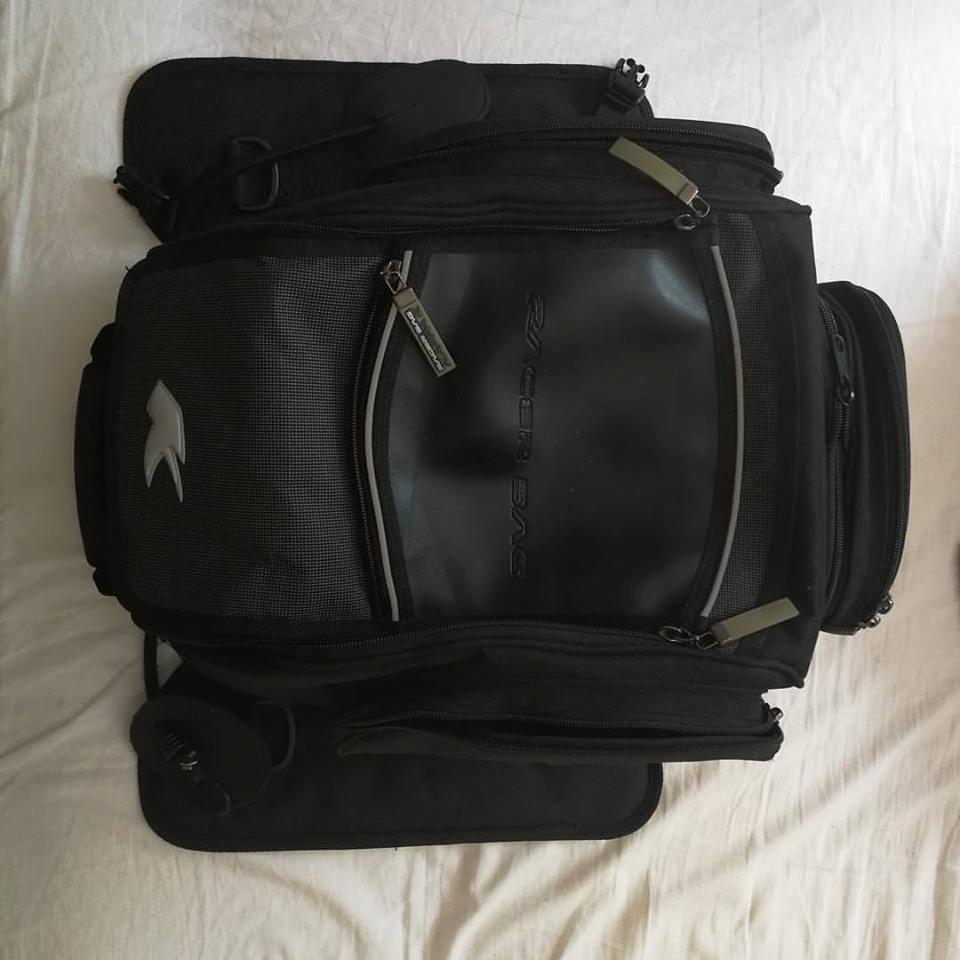 bagaglio moto kappamoto