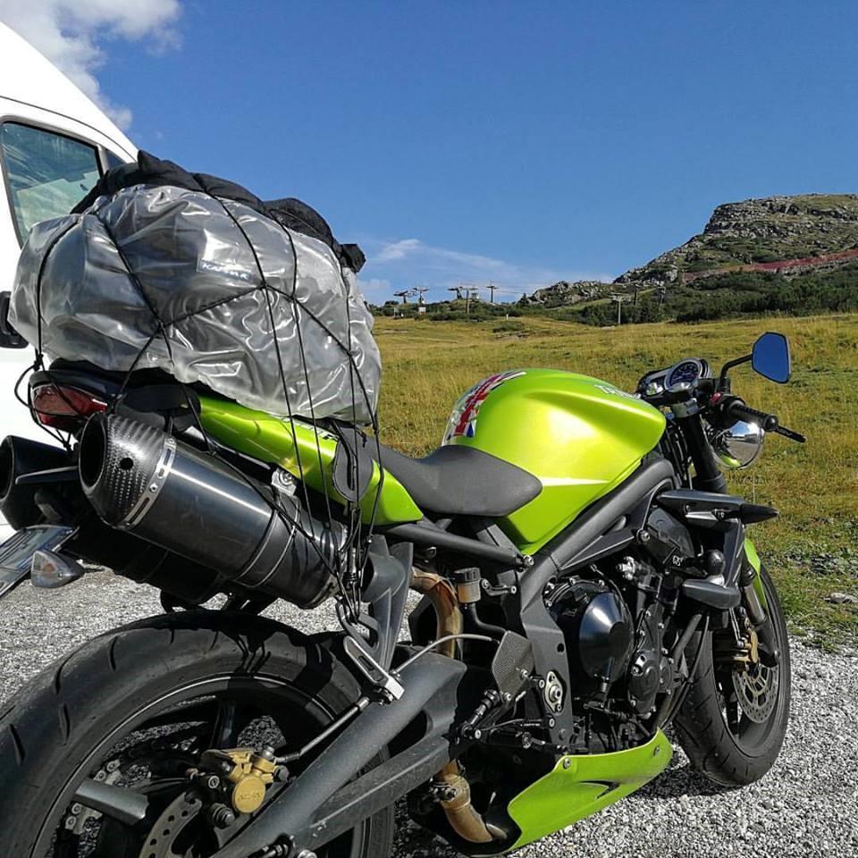 donne moto