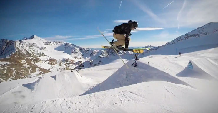 IL VOCABOLARIO BASE DEL FREESKI  [VIDEO]