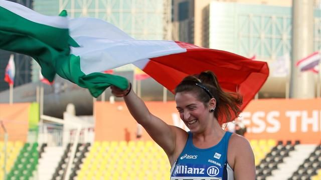 YES, I CAN! LE ATLETE ITALIANE DELLE PARALIMPIADI
